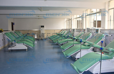Chaises Nanjing First Hospital-Dialysis