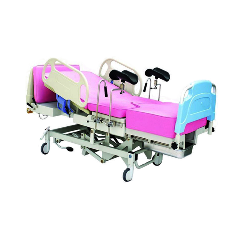 MC-H01 Hydraulic gynecology delivery table