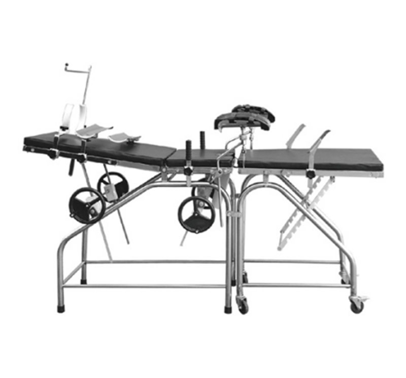MC-C04 S.S. Gynaecological Delivery Table
