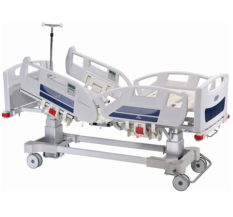 YA-D5-2 Fully Electric Hospital Bed Height Adjustable
