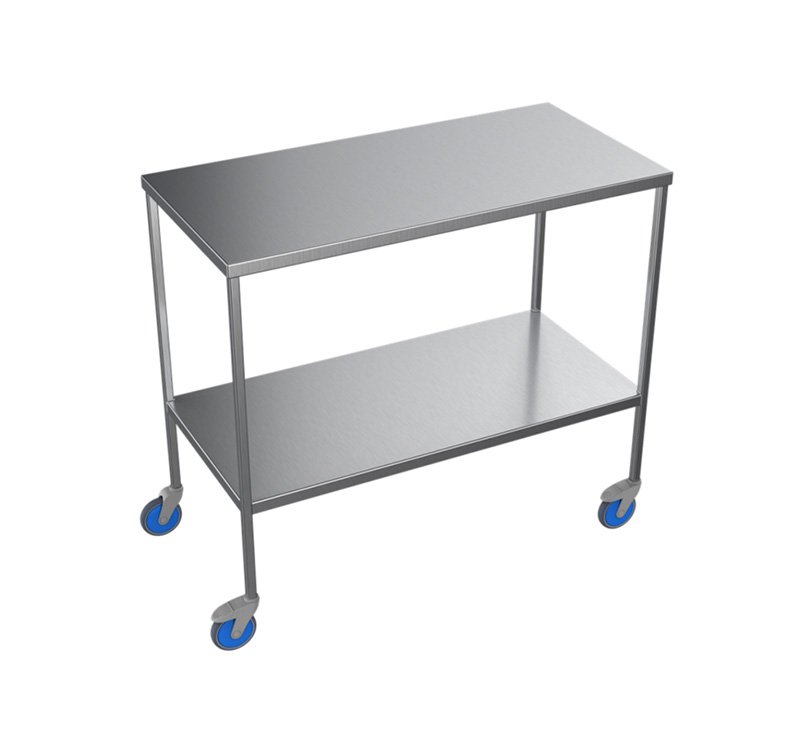 MK-S10 SS Surgical Dressing Trolley